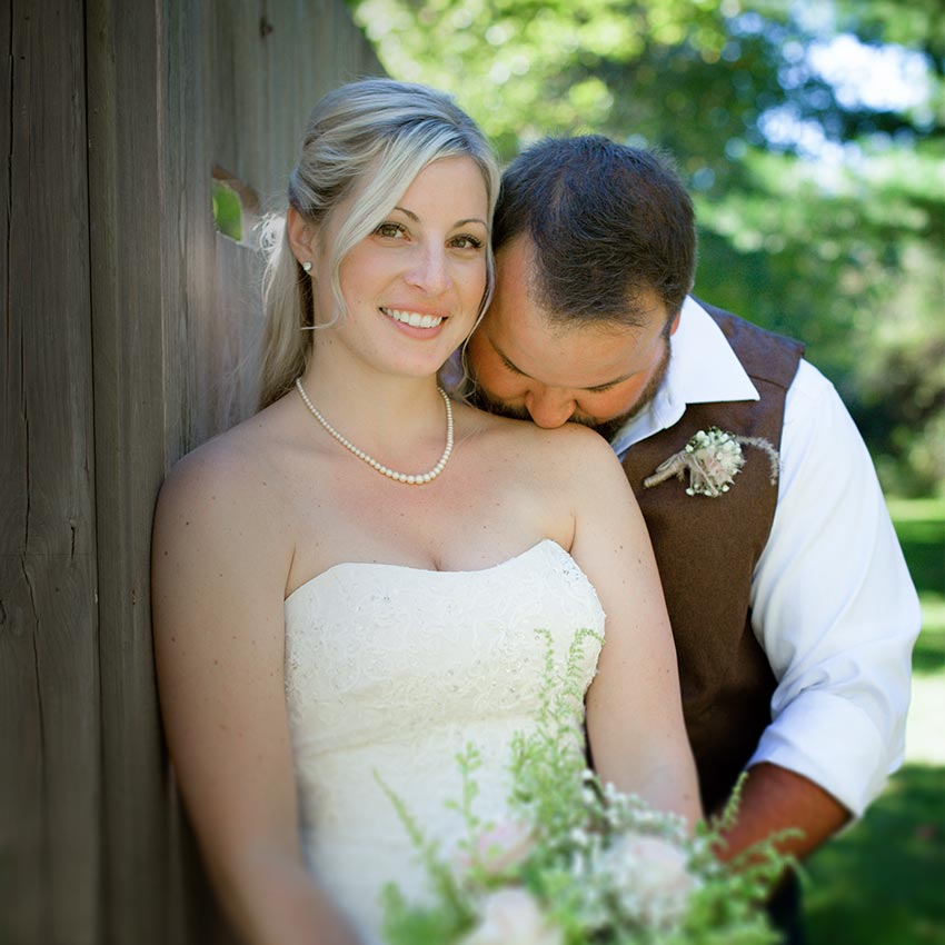 Wedding Invisalign for Lehigh Valley brides by Dr. Bernardich can help you smile by your wedding day