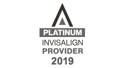 2019 Platinum Invisalign Provider for the Lehigh Valley, PA